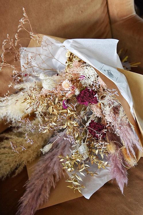 Bouquet de fleurs séchées Taille XL