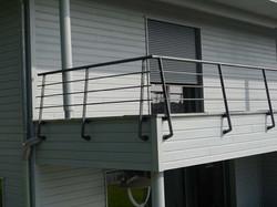 barrière de balcon