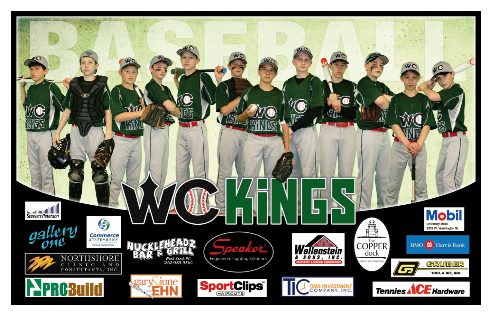 WC Kings banner