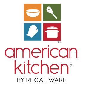 American Kitchen vertical logo