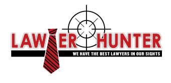 Lawyer Hunter logo