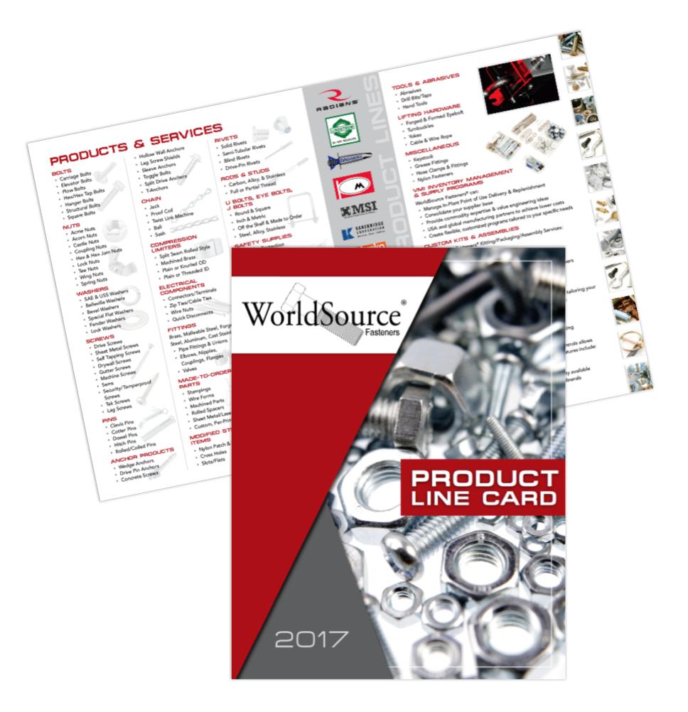 WorldSource Catalog