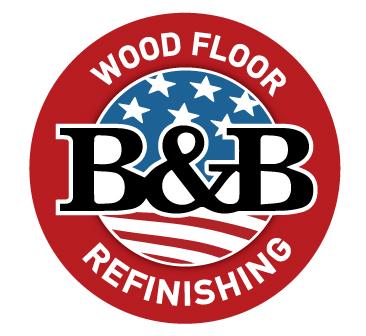 B&B Wood Floor Refinishing logo