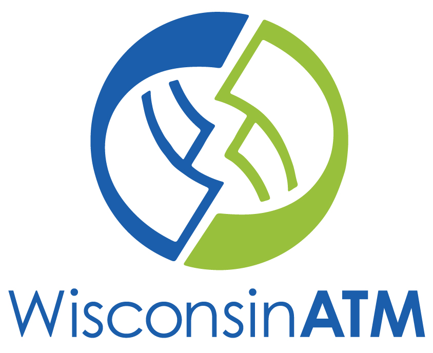 Wisconsin ATM vertical logo