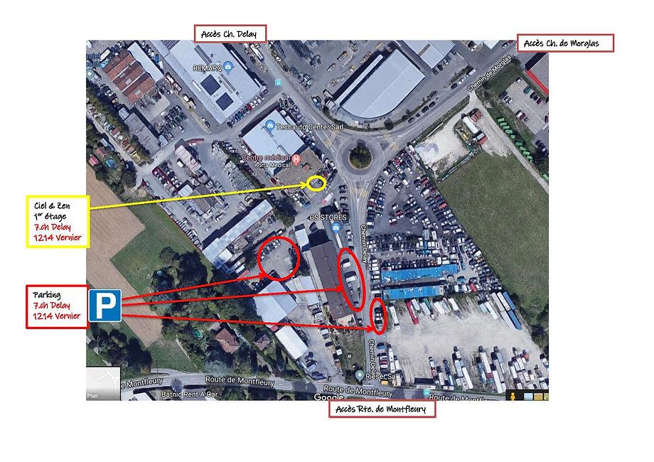 plan Parking week end Ciel & Zen, ge-pag