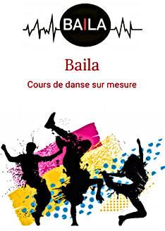 Cours de dance baila