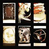 Mix de Bracelets en peaux de Cerf Suisse