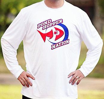 Adult Long Sleeve PHN Fishing Shirt