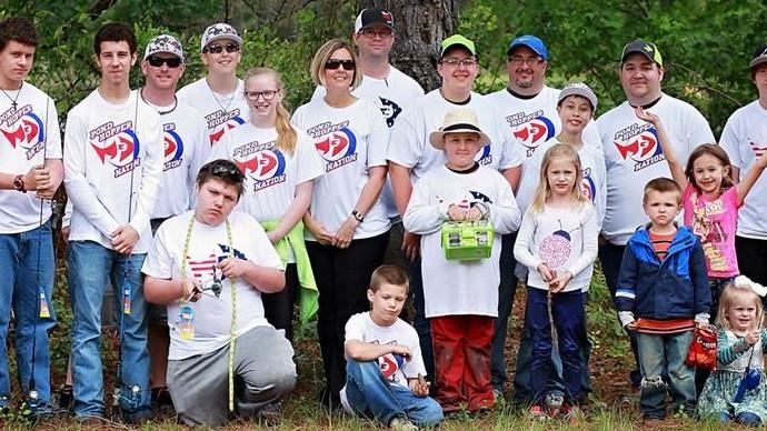 Teach a Child to Fish Day Garland, Texas