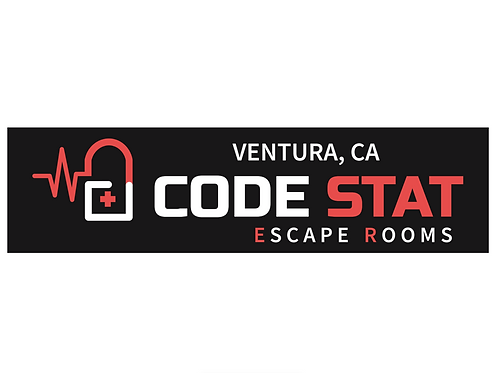 Code Stat BUMPER sticker