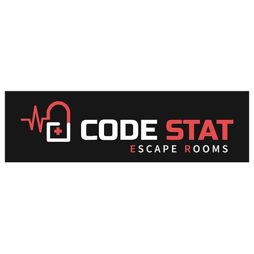Code Stat Sticker (BLACK)