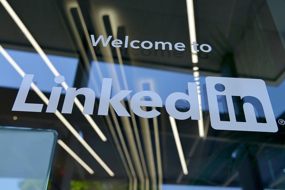 LinkedIn Entrance