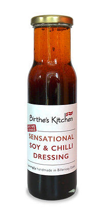 SENSATIONAL SOY & CHILLI DRESSING