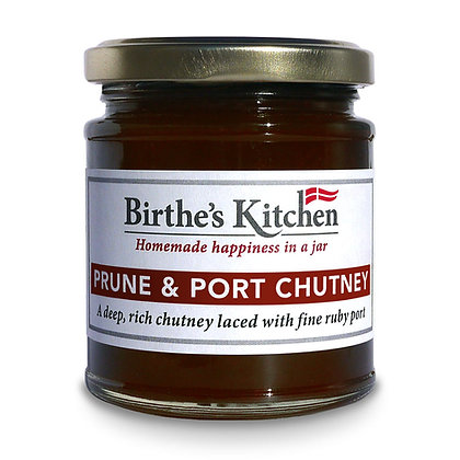 PRUNE & PORT CHUTNEY