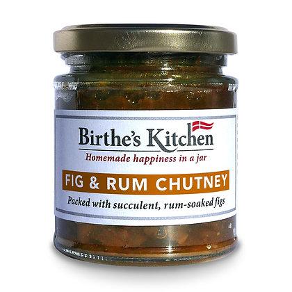 FIG & RUM CHUTNEY