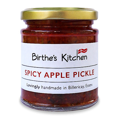 SPICY APPLE PICKLE