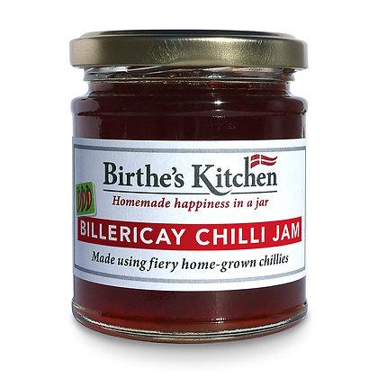 BILLERICAY CHILLI JAM