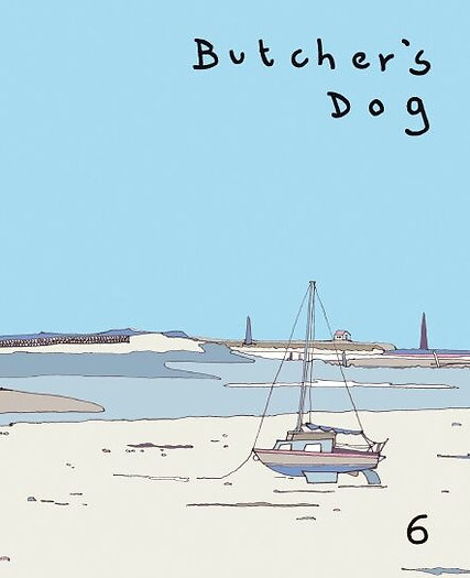 Butcher's Dog Issue 6
