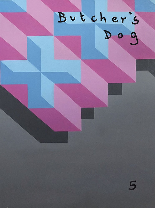Butcher's Dog Issue 5