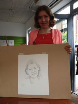 Model en tekening