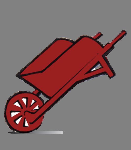 Wheel And Barrow