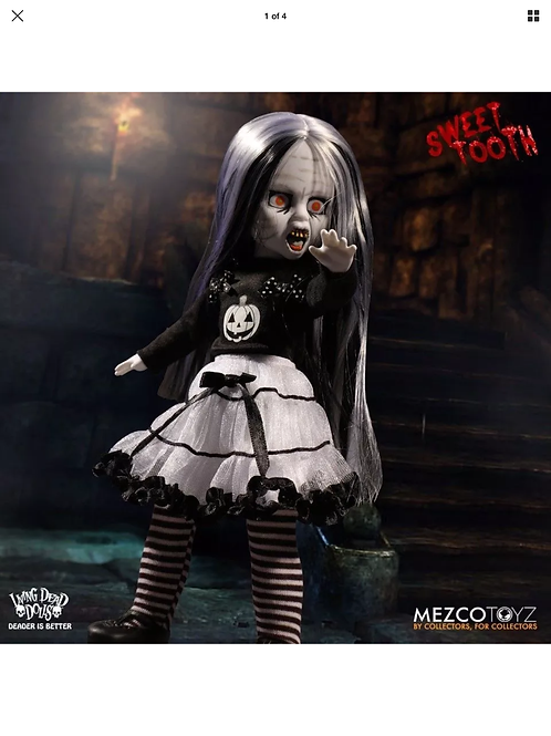 The living dead dolls sweet tooth