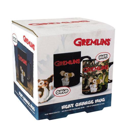 Gremlins heat changing mug