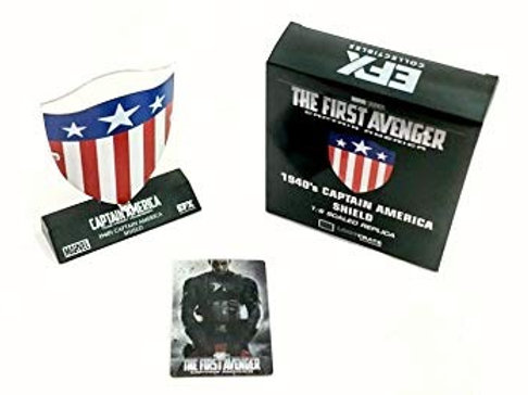 1940's Captain America Shield Lootcrate Exclusive