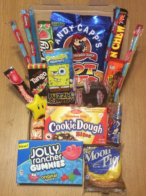American Candy Large Box