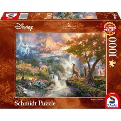 Bambi Puzzle 1000 Piece