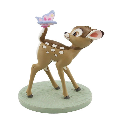 Disney Magical Moments Figurine Bambi and Butterfly