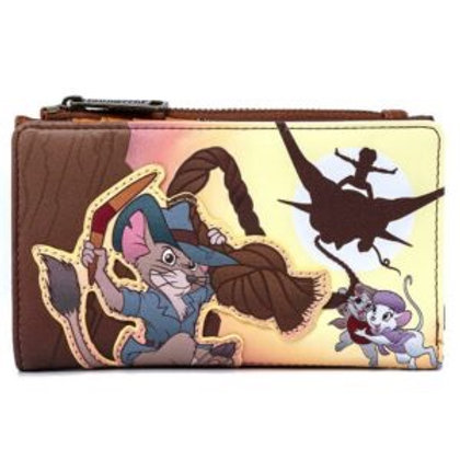 Loungefly The Rescuers Down Under Wallet