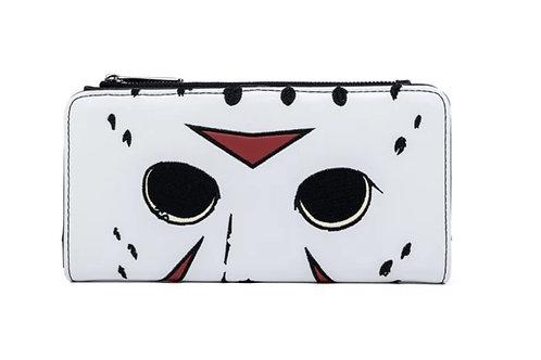 Loungefly Jason hockey mask friday the 13th wallet
