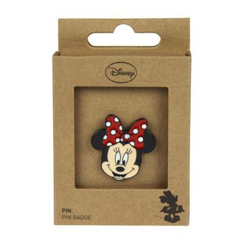 Disney Minnie Mouse Pin Badge