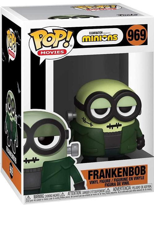 Funko minions halloween Frankenbob