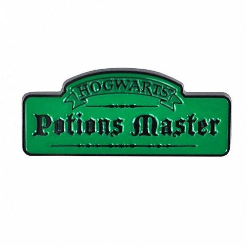 Potions master pin badge