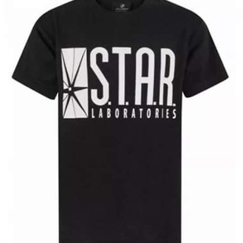 Men's/Unisex T-Shirt The Flash Star Labs