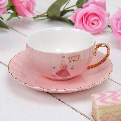 Disney Pastel Princess Tea Cup and Saucer Aurora (LIMITED OFFER)