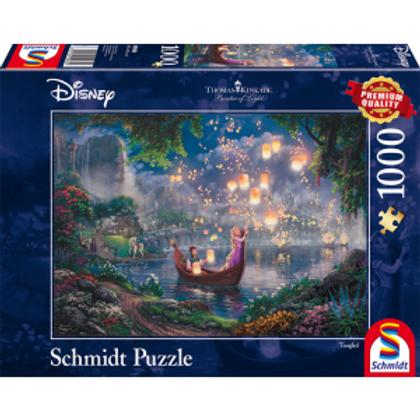 Tangled 1000pcs Puzzle