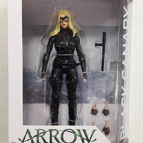 DC Arrow Black Canary Figure
