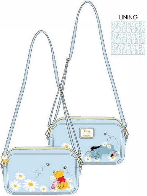 Loungefly disney winning the pooh daisy friends crossbody pre-order april