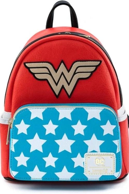 Loungefly DC Comics Vintage Wonder Woman Cosplay Backpackck