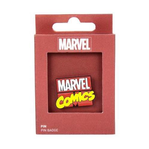Marvel Comics Pin Badge