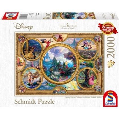 Disney Dreams Collection Puzzle 2000 piece