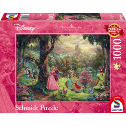 Sleeping Beauty Puzzle 1000 piece