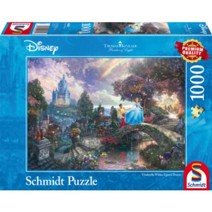 Cinderella 1000pcs Puzzle