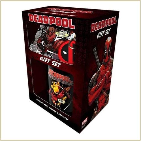 Marvel deadpool giftset