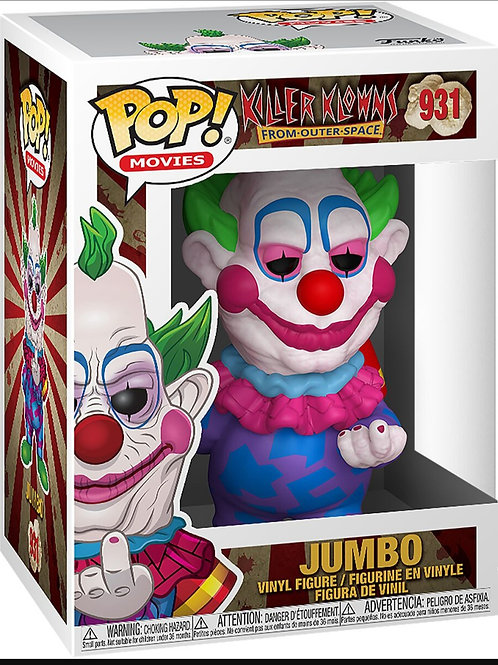 Funko killer clowns from outer space jumbo