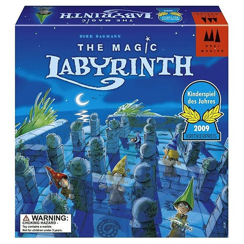 The magic Labyrinth Boardgame
