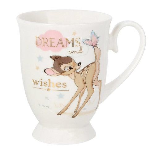 Disney Magical Beginnings Bambi Mug Gift Set - Dreams  (LIMITED EDITION)